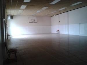 Gymnasium, to become new museum ground floorsm