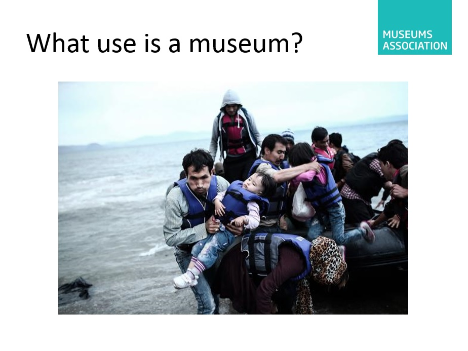Sharon Heal - What use is a museum