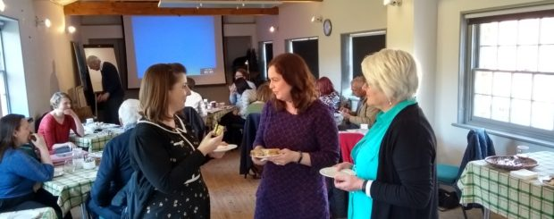 Volunteers Co-ordinators Forum session – 1 May 2018