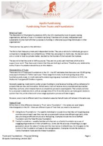 thumbnail of Apollo-Fundraising-Fundraising-from-Trusts-and-Foundations-handout