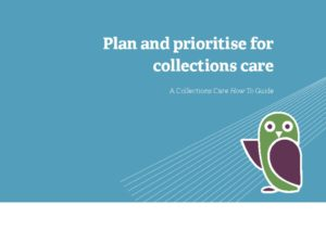 thumbnail of How-to-Guide-Plan-and-Prioritise-for-Collections-Care