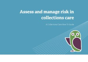 thumbnail of How-to-Guides-Assess-and-Manage-Risk-in-Collections-Care