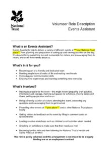 thumbnail of Role-Profile-Event-Assistant-NT