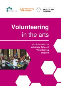 thumbnail of Volunteering-In-The-Arts-Toolkit
