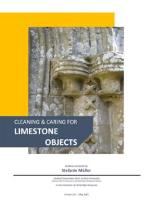 thumbnail of Limestone Object Cleaning_Local Museum Guide_Version 2.0